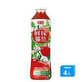 愛之味鮮採蕃茄綜合蔬菜汁540ML*4【愛買】