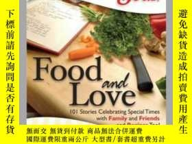 二手書博民逛書店Chicken罕見Soup for the Soul: Food and LoveY410016 Courte