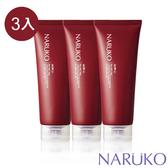 NARUKO牛爾 紅薏仁超臨界毛孔美白洗面霜 3入