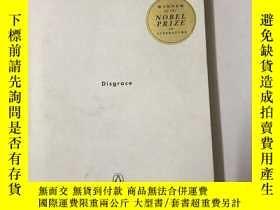 二手書博民逛書店罕見Disgrace【恥,約翰·馬克斯韋爾·庫切,英文原版】Y3