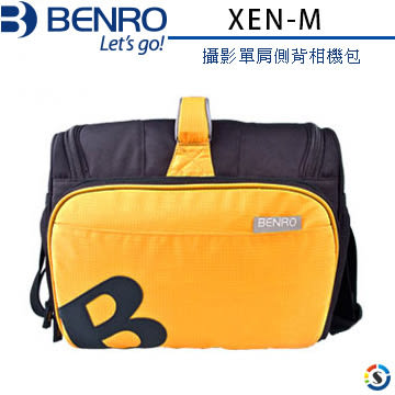 ★百諾展示中心★BENRO百諾側背包XEN Shoulder bag M ( 黃色/ 藍色 )