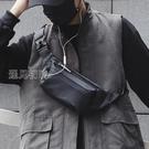 男士胸包胸包男士腰包個性休閒戶外運動斜挎包時尚韓版潮流死飛騎行包 快速出貨