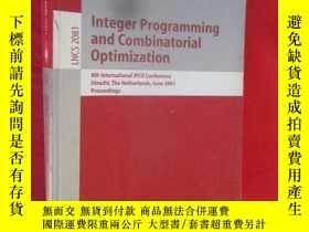 二手書博民逛書店Integer罕見Programming and Combina