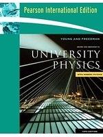 二手書University of Physics 12 Edition Pearson International Edition (Extended Edition(44 Chapters)) R2Y 0321501306