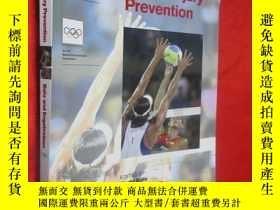 二手書博民逛書店Sports罕見Injury Prevention (詳見圖)Y