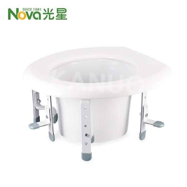 【光星NOVA】馬桶增高器 無扶手