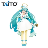 【日本正版】初音未來 原創冬服 Ver. 2nd 公仔 模型 18cm MIKU 初音 TAITO - 042405