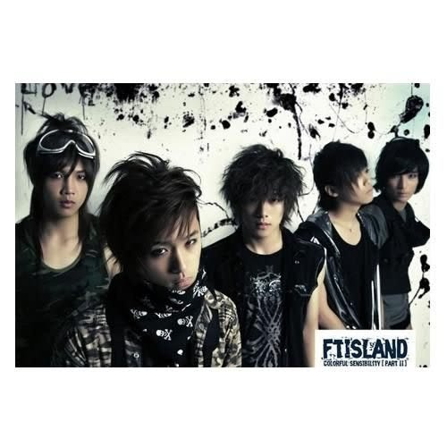 FTISLAND 繽紛世代 PART 2 台灣獨占限定盤CD   (購潮8)