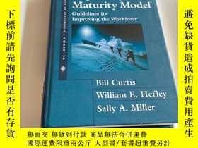 二手書博民逛書店The罕見People Capability Maturity Model.Y241290 Curtis, B