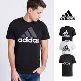 【GT】Adidas 黑白 多色 短袖T恤 運動 休閒 訓練 純棉 素色 上衣 短T 愛迪達 基本款 經典款 Logo