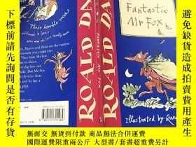 二手書博民逛書店fantastic罕見mr fox:太棒了福克斯先生....Y200392