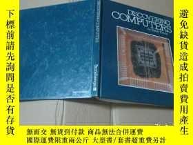 二手書博民逛書店DISCOVERING罕見COMPUTERS(大16開精裝)Y19506 Mark frank STONEHE