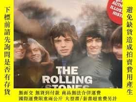 二手書博民逛書店滾石樂隊歷史(插圖精裝版)the罕見rolling stoneY