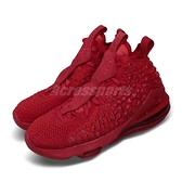 【五折特賣】Nike 籃球鞋 LeBron XVII GS 紅 女鞋 大童鞋 運動鞋 LBJ 17代 【ACS】 BQ5594-600