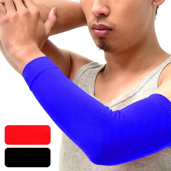 護臂套│護手臂套護手肘套袖套.全臂式彈性透氣護肘套.健身手部運動防護具.推薦哪裡買