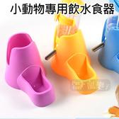 PetLand寵物樂園《dogstory》小動物用飲水頭+飲水食器(80ml)3色-飲水屯可休息可吃飯