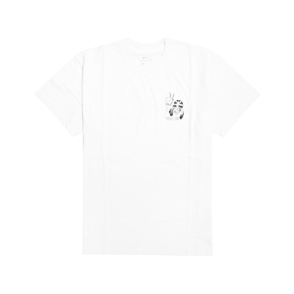 Nike 短袖T恤 SB Skate T-Shirt 白 黑 男款 滑板系列 塗鴉 運動休閒 【PUMP306】 CW1465-100
