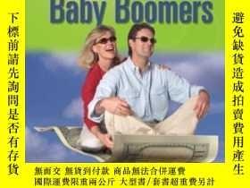 二手書博民逛書店Marketing罕見To Leading-edge Baby Boomers: Perceptions Prin