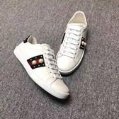 ■專櫃74折 Gucci 女款Ace系列鉚釘造型皮革運動鞋 IT 35/35.5/36.5/37/37.5