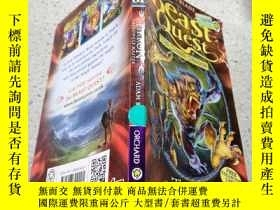 二手書博民逛書店beast罕見quest the cursed dragon tikron野獸探秘被詛咒的龍蒂克隆Y20039