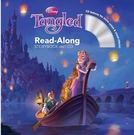 【麥克書店】TANGLED (魔髮奇緣) / /英文繪本附CD‧聽迪士尼說故事