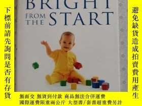 二手書博民逛書店Bright罕見From The Start Jill Stamm, Ph. D. 英語原版精裝Y67893