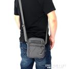 2020春夏新款潮男士迷你小包包防水尼龍牛津帆布側背斜跨休閒背包 艾瑞斯