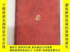 二手書博民逛書店the罕見loeb classical library ST.AUGUSTINE(V203)Y173412