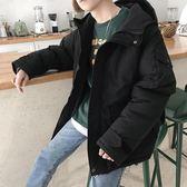 棉衣男潮牌2019新款羽絨棉服工裝面包服加厚情侶棉襖男士冬季外套