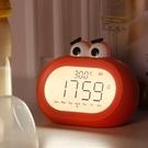 鬧鐘 電子小鬧鐘學生可愛網紅智慧卡通時鐘臥室床頭靜音夜光兒童計時器 全館免運