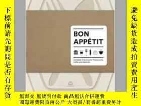 二手書博民逛書店BON罕見APPTIT Complete Branding 視覺美食餐飲品牌設計 平面設計書Y271843 S
