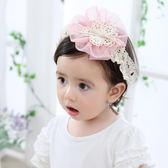 寶寶髮帶 嬰幼兒髮飾 嬰兒頭飾 頭花 CA5077 好娃娃