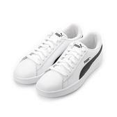 PUMA SMASH WNS V2 L 復古板鞋 白黑 365215-01 女鞋 鞋全家福