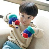 兒童手套保暖冬季男童女童針織手套
