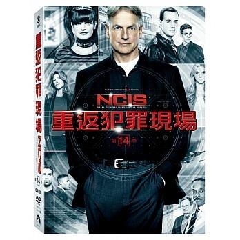 重返犯罪現場 第14季 DVD NCIS Season 14 免運 (購潮8)
