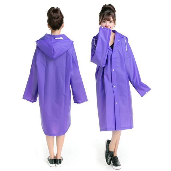 加厚18絲時尚成人雨衣男女韓國戶外徒步走路旅行雨具分體防水上衣