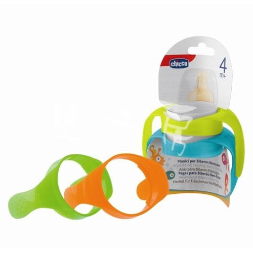 【嬰之房】Chicco 奶瓶把手(2入)