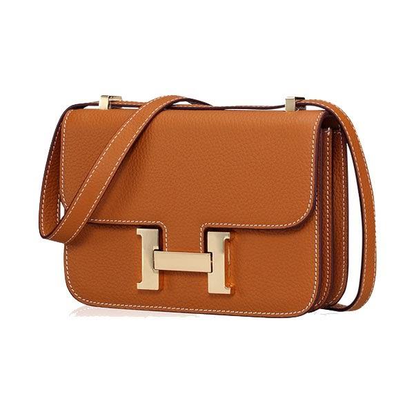 斜背包 側背包 免運費 空姐包 真皮包包 真皮小方包 媲美 Hermes 【城市風潮】ALY 2114