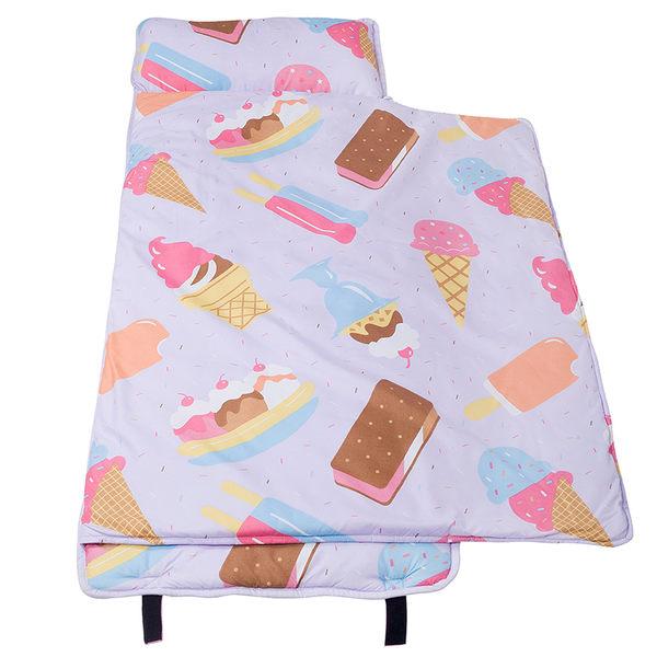 【LoveBBB】無毒幼教睡袋 符合美國標準 Wildkin 49697 甜蜜時光(大) 安親班/兒童睡袋