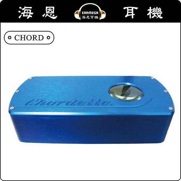 【海恩數位】CHORD Chordette Gem 藍芽接收 DAC (藍)
