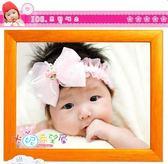 韓版超夯公主蕾絲玫瑰髮帶(F0601)粉紅/白色