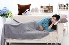 抱枕被子兩用辦公室午睡枕珊瑚絨毯子三合一汽車靠墊靠枕空調被 蓓娜衣都