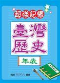 臺灣歷史年表
