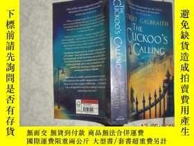 二手書博民逛書店The罕見Cuckoo`s CALLINGY10990 ROBE