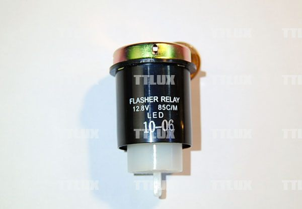 機車LED繼電器(打方向燈和原廠聲音一樣大聲) 1~100W 閃光器 relay
