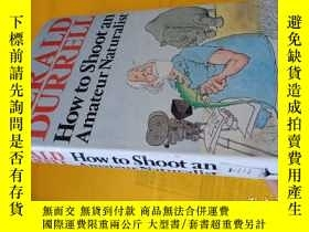 二手書博民逛書店how罕見to shoot an amateur naurali