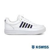 K-SWISS Court Clayton S休閒運動鞋-女-白/紫/黑
