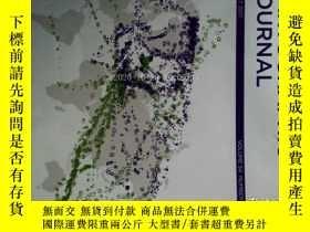 二手書博民逛書店The罕見Cartographic Journal (The World of Mapping) 08 2017