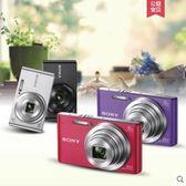 照相機Sony/索尼 DSC-W830數碼照相機高清家用卡片機 Igo歡樂聖誕節