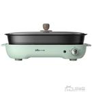 電烤爐家用無煙燒烤烤肉機電烤盤涮烤多功能...